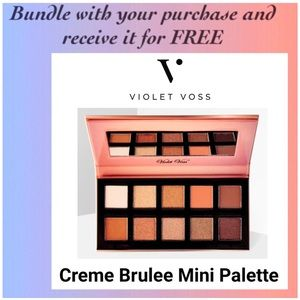 VIOLET VOSS Fun Sized Mini Eyeshadow Palette